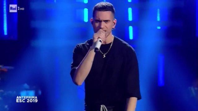 Eurovision Song Contest 2019 finale italia