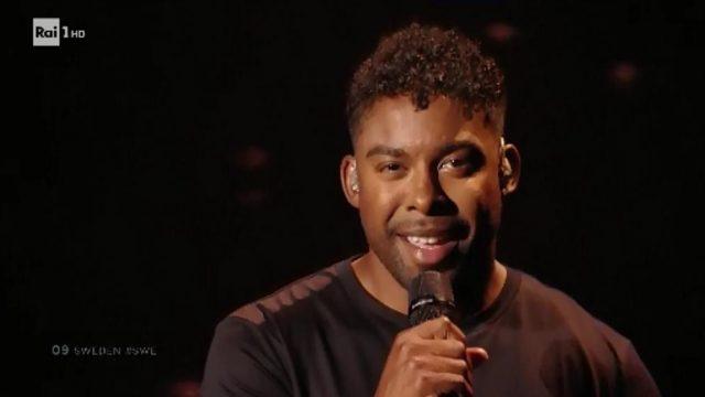 Eurovision Song Contest 2019 finale svezia
