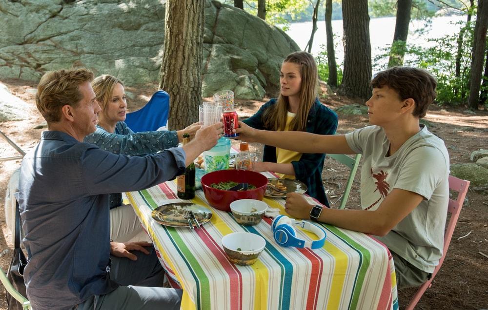 Katie Fforde: Campeggio a tradimento attori