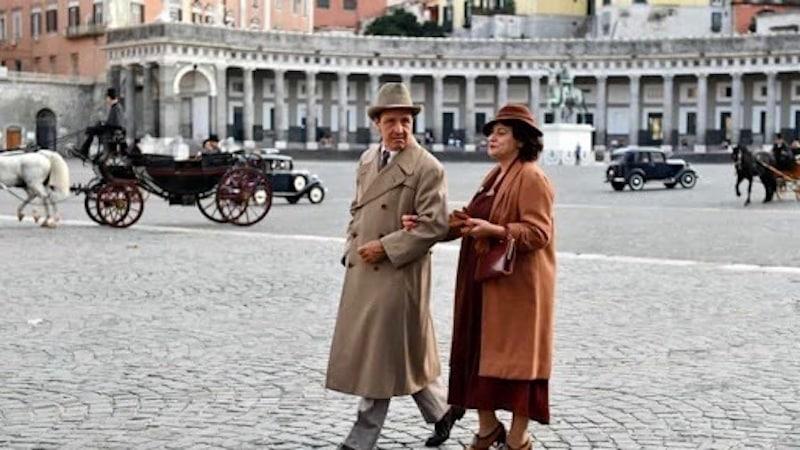 Il Commissario Ricciardi serie tv dove è girato