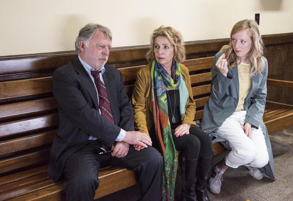 Katie Fforde: La mia pazza pazza famiglia attori