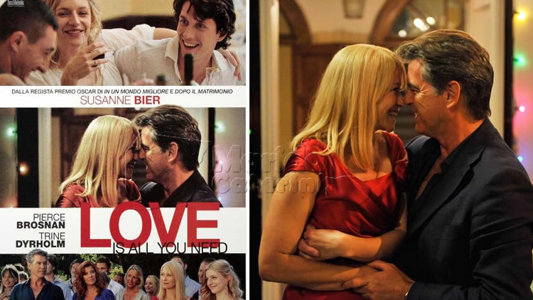 Love is all you need Rai Movie