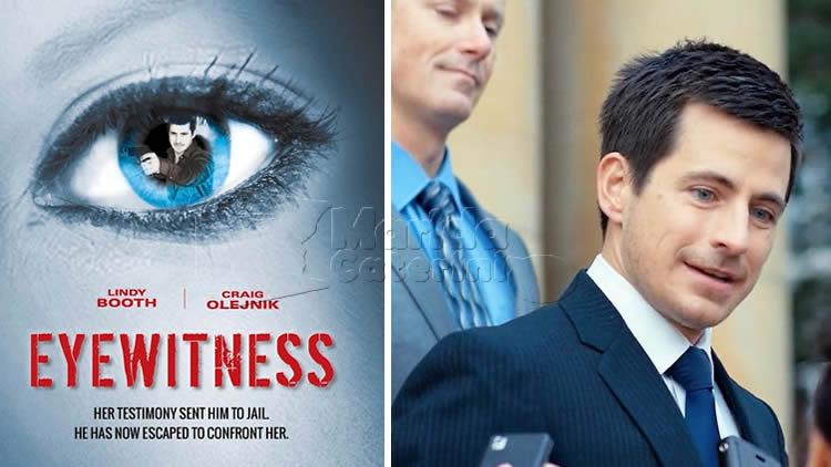 Testimone nell'ombra Rete 4