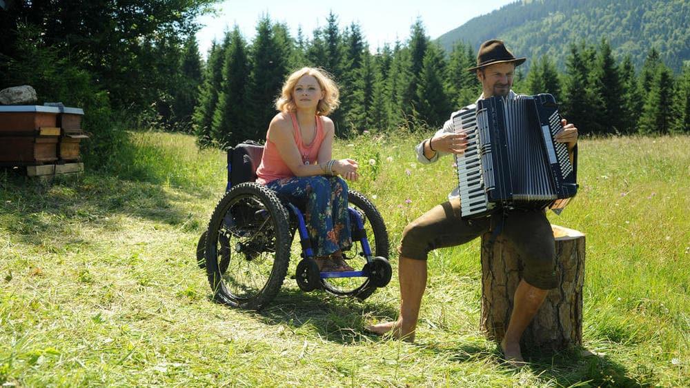 Un'estate tra le montagne bavaresi finale