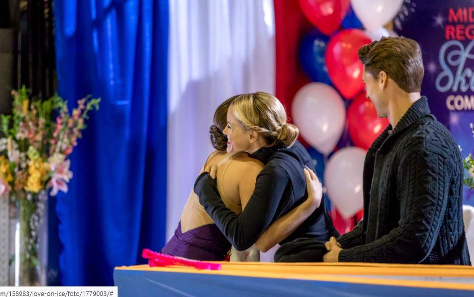 Love on Ice attori dove è girato