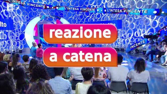 Reazione a Catena Marco Liorni confermato