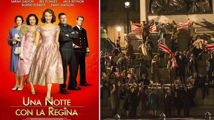 Una notte con la regina Rai Movie