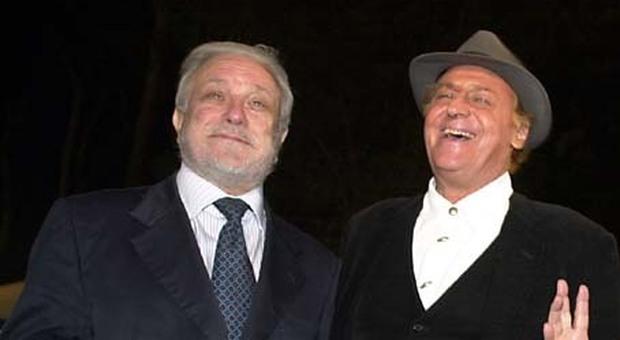 Luciano De Crescenzo morto Arbore