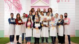 Bake Off Italia 7 concorrenti