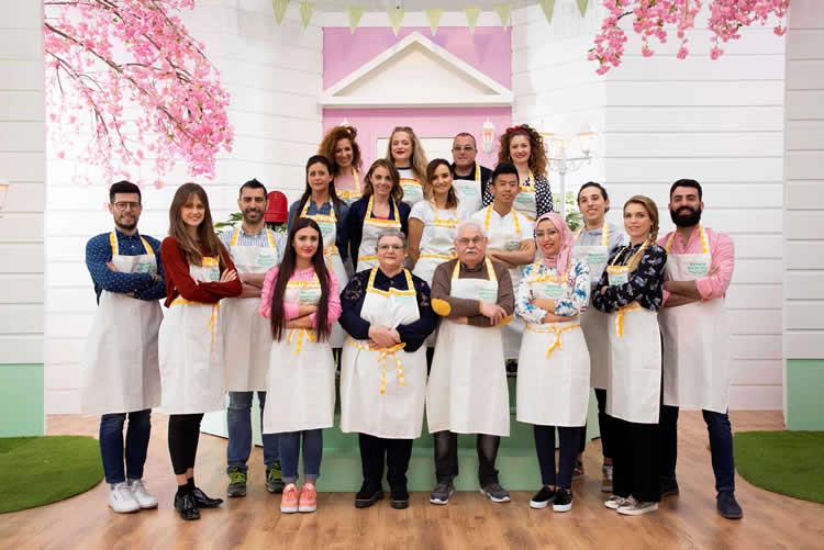 Bake Off Italia 7 concorrenti