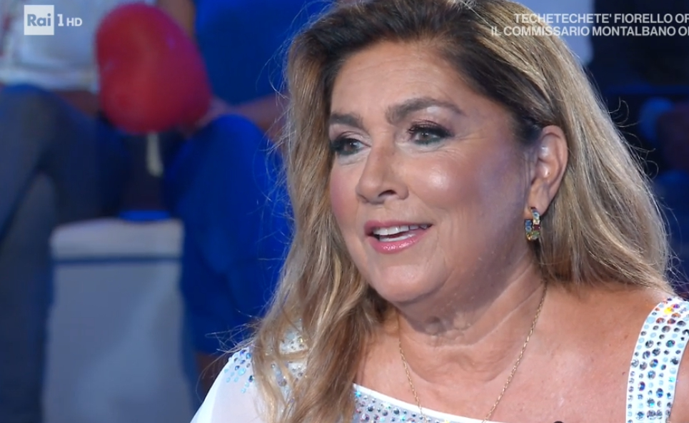 Mara Venier Intervista Romina Power