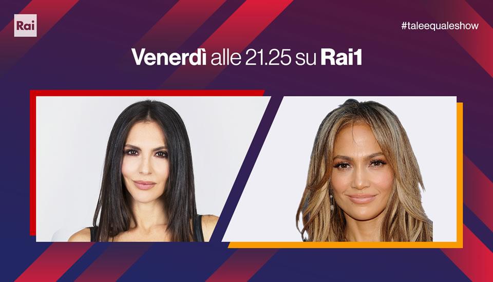 Tale e Quale Show da Sara Facciolini a Jennifer Lopez