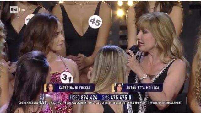 Miss Italia 2019 diretta 6 settembre Milly Carlucci