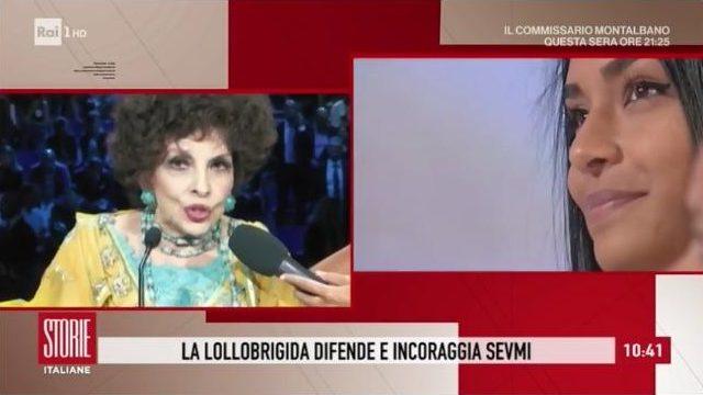 Storie Italiane 9 settembre Gina Lollobrigida