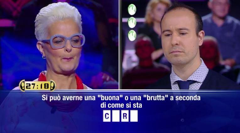 Caduta Libera - campione Gabriele Giorgio