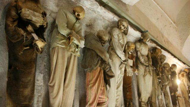 Ulisse il piacere della scoperta - Catacombe dei Cappuccini