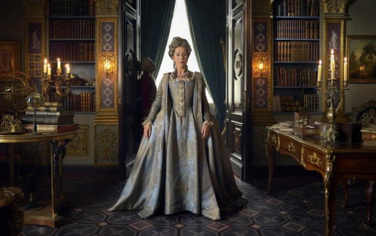 Caterina la Grande serie tv - Ellen Mirren