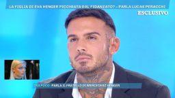 Domenica Live - Lucas Peracchi
