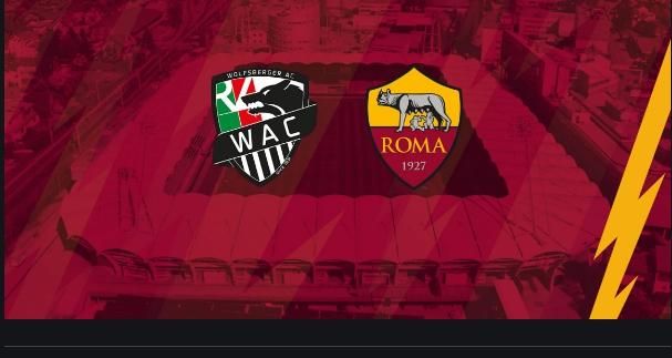 Wolfsberg-Roma per l'Europa League