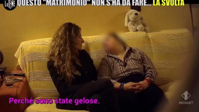 Le iene Show 29 ottobre - Alberto e Alessandra