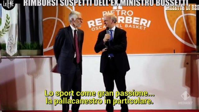 Aperta un'inchiesta sull'ex Ministro Bussetti