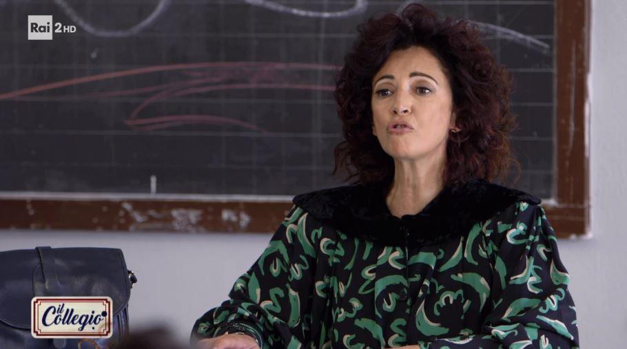 Maria Rosa Petolicchio Il Colleggio 4 outfit