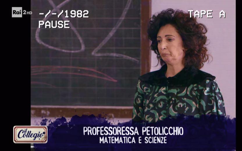 Maria Rosa Petolicchio Il Colleggio 4 professoressa