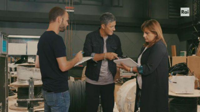 Spot in TV - Viva RaiPlay Fiorello promo al colloquio con autori e scenografi