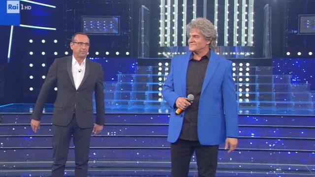 Tale e Quale Show – Diretta 18 ottobre -Agostino Penna