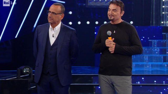 Tale e Quale Show Diretta 25 ottobre - Agostino Penna