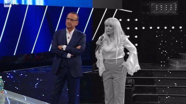 Tale e Quale Show Diretta 25 ottobre -Tiziana Rivale