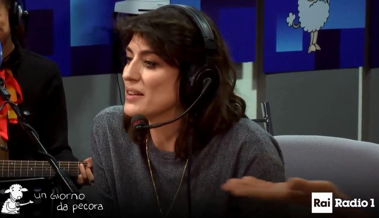Un giorno da Pecora: Elisa Isoardi intervista