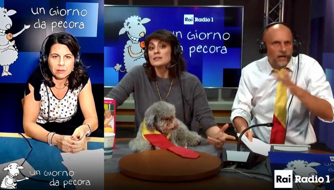 Un giorno da Pecora: Elisa Isoardi