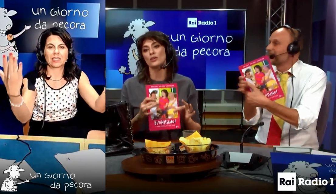 Un giorno da Pecora: Elisa Isoardi libro Buonissimo