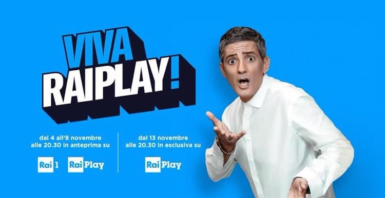 Viva Raiplay Rai 1