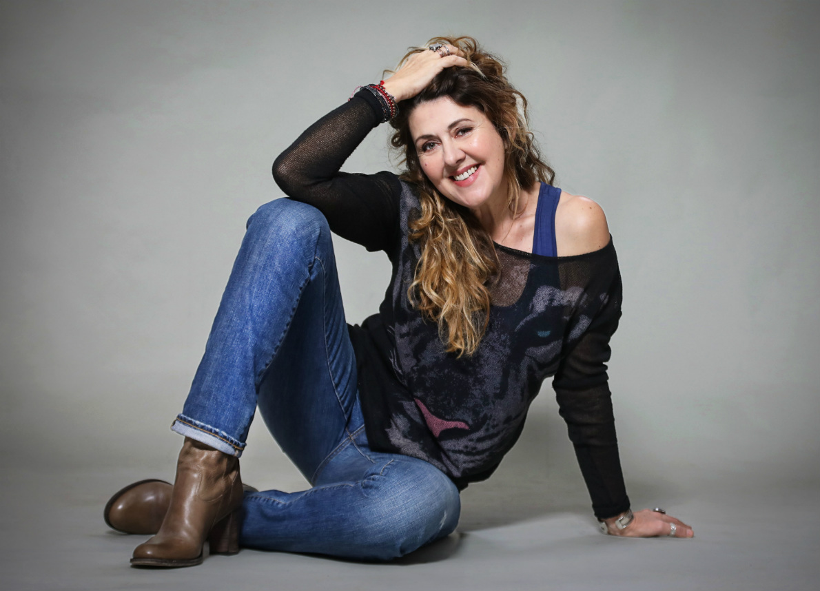 Emanuela Grimaldi interpreta Nadja Casarin