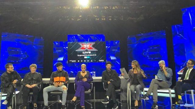 X Factor 13 - conferenza stampa