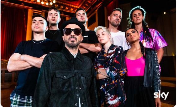 X Factor 13 - Samuel e il suo team