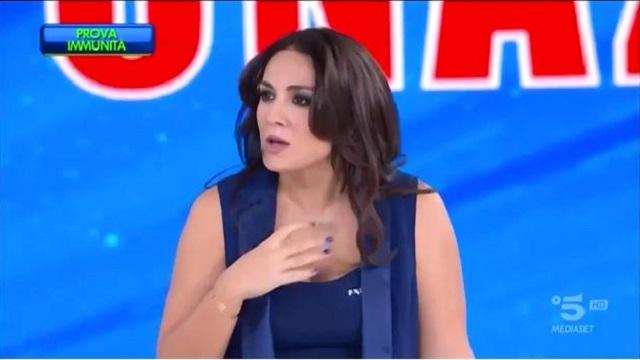 Amici Celebrities - Francesca Manzini