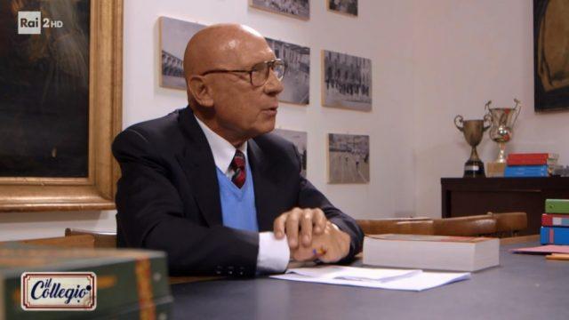 Il Collegio 4 puntata 5 novembre - Il Preside
