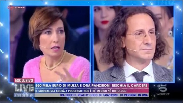 Live- non è la D'Urso -Chiara Manzi