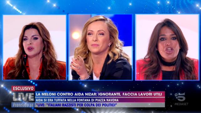 la Meloni sull'attuale situazione politica, sul Movimento 5 stelle e su Salvini