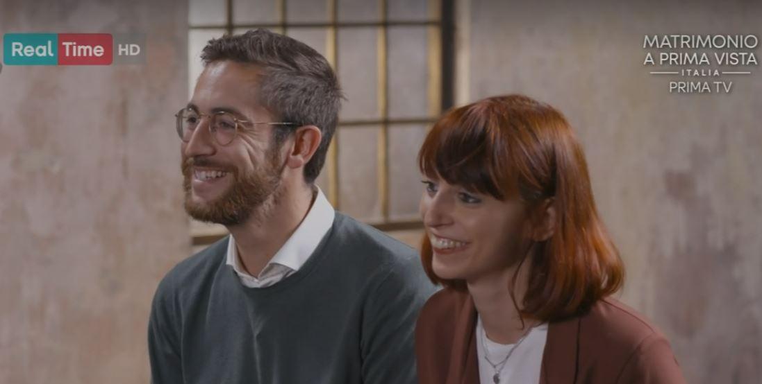 Matrimonio a prima vista 6 mesi dopo Cecilia e Luca