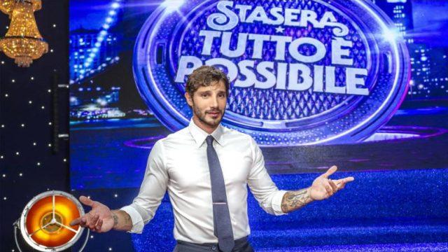 Stasera in tv 4 novembre 2019 - Stefano De Martino
