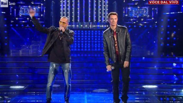 É ora il turno di Gigi & Ross che saranno Tiziano Ferro e Fabri Fibra in Stavo pensando a te.