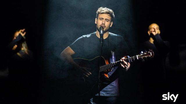 X Factor 13 live Lewis Capaldi