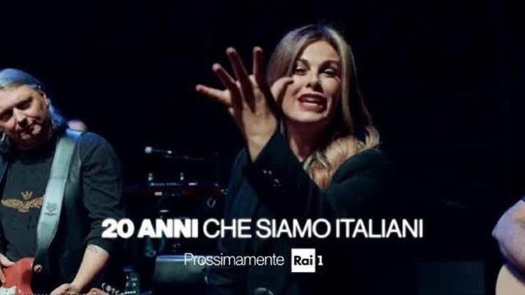 20 anni che siamo italiani Rai 1