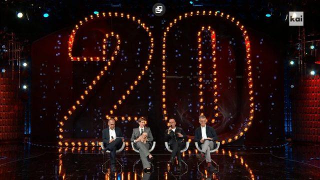 20 anni che siamo italiani la conferenza stampa