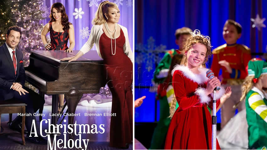 A Christmas Melody Tv8