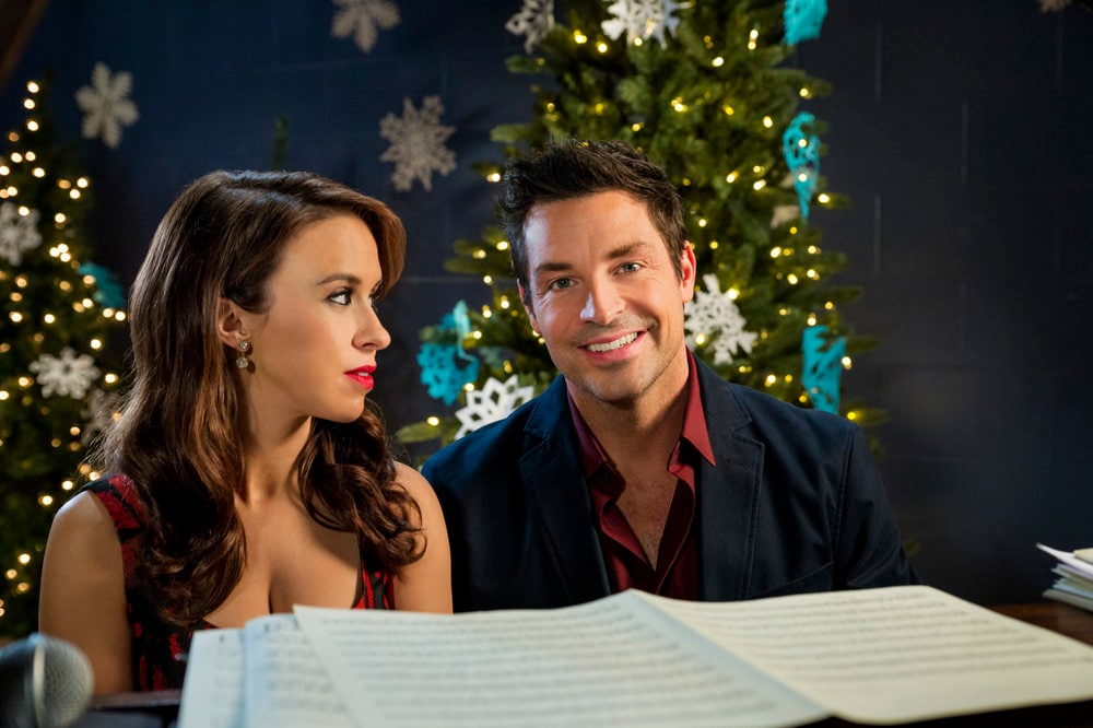 A Christmas Melody attori